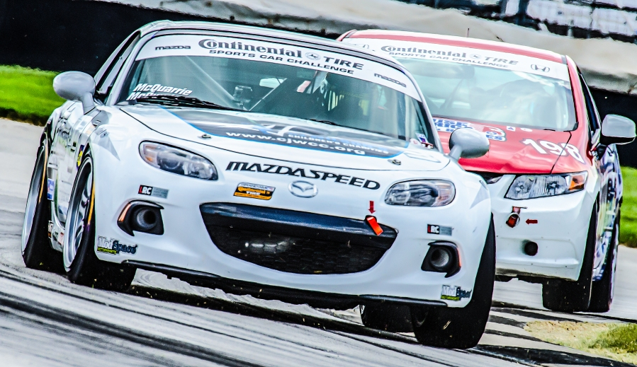 Continental Tire Sports Car Challenge at Indianapolis Motor Speedway (2013)