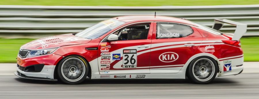 Pirelli World Challenge at Lime Rock Park (2013)